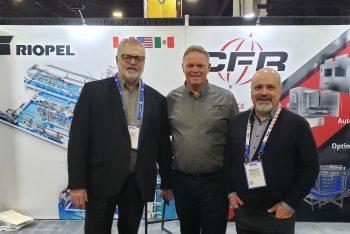 Trois journées comme exposant au IPPE 2020 avec deux clients québécois